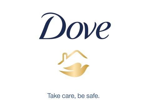 Dove Take care, stay safe