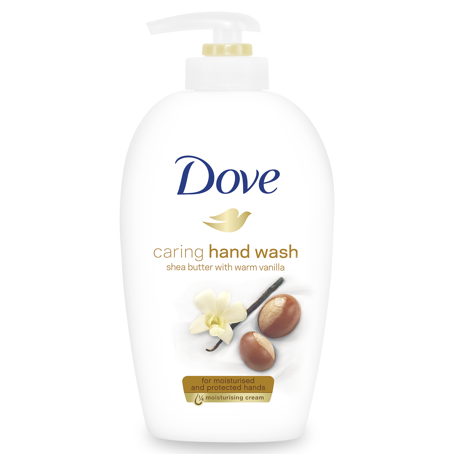 Dove Purely Pampering Shea Butter With Warm Vanilla Hand Wash