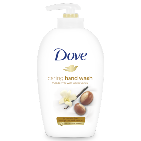 Dove Purely Pampering Shea Butter with Warm Vanilla Hand Wash 250ml