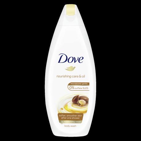 Dove Nourishing Care & Oil Shower Wash