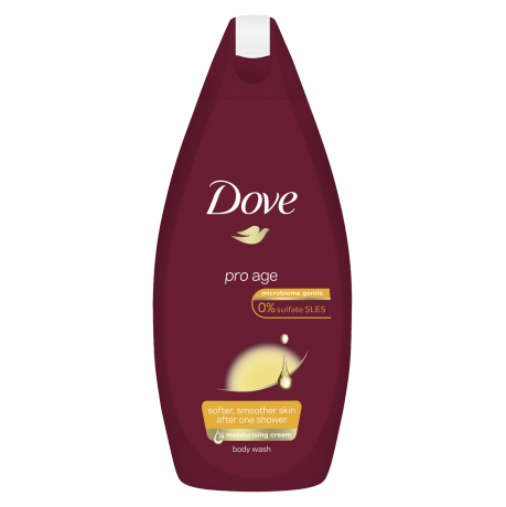 Dove Pro·Age Body Wash