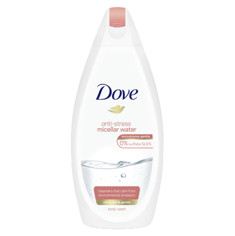 Dove Anti-Stress Micellar Water Body Wash
