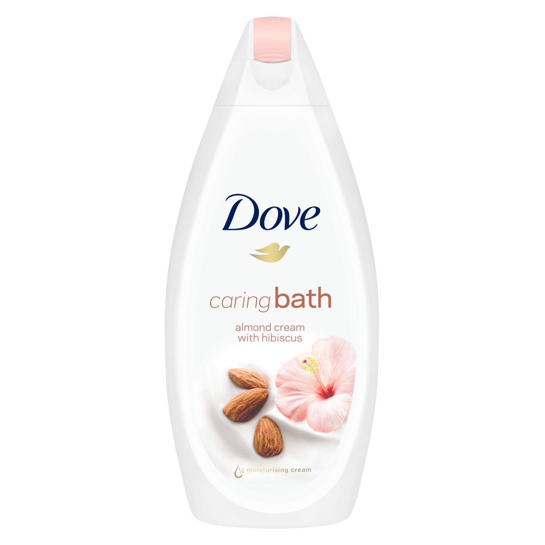 Dove Purely Pampering Almond Cream Bath Soak