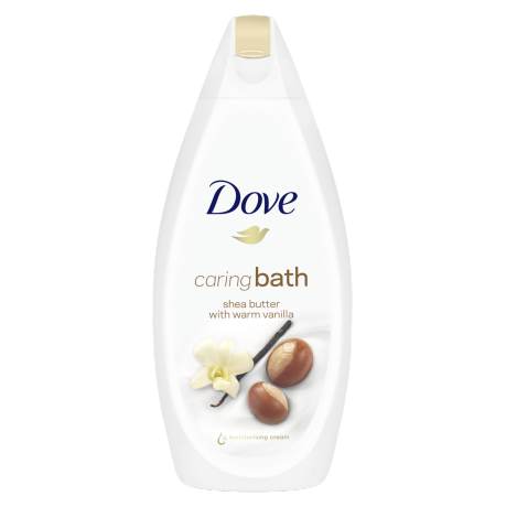 Dove Purely Pampering Shea Butter Bath Soak