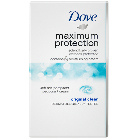 Maximum Protection Original Clean Antiperspirant Deodorant 45ml