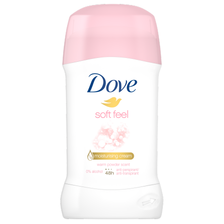 Dove Soft Feel Stick 40ml