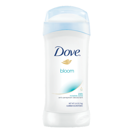 Dove Antiperspirant Deodorant Bloom 2.6 oz