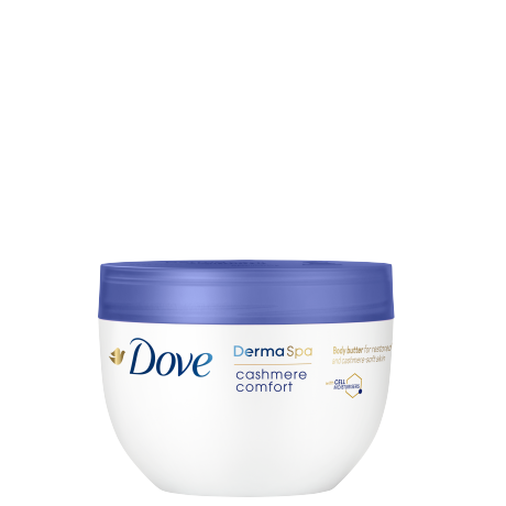 Dove DermaSpa Cashmere Body Creme 300ml