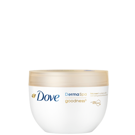 Dove DermaSpa Goodness3 Body Creme  300ml