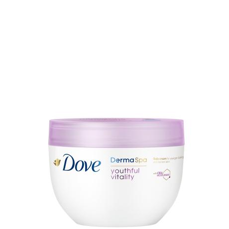 Dove DermaSpa Youthful Vitality Body Creme 300ml