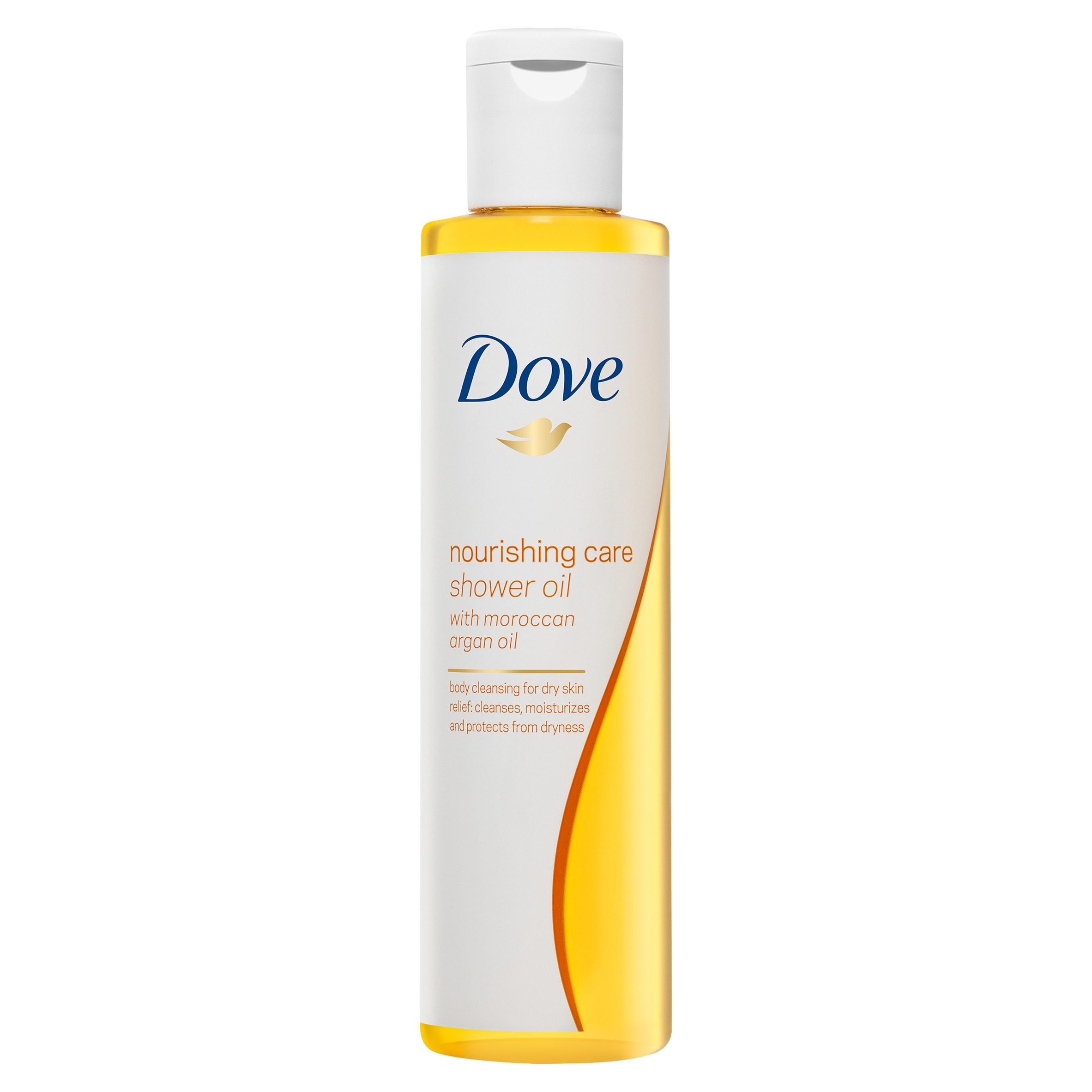 Dove Nourishing Care Shower Oil