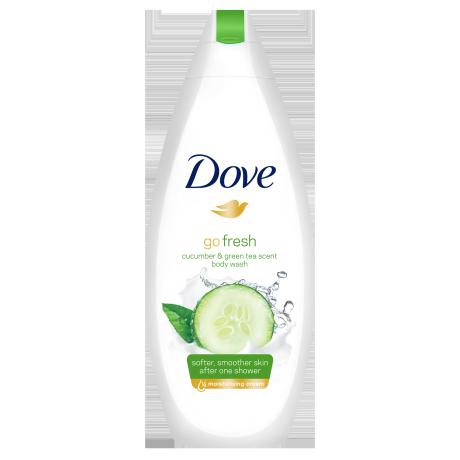 Dove Go Fresh Fresh Touch Douchecrème 250ml
