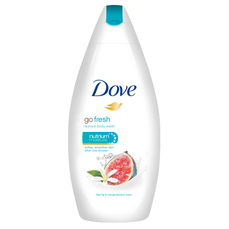Dove Go Fresh Restore Douchecrème 250ml
