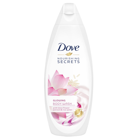Dove Nourishing Secrets Glowing douchegel 250ml