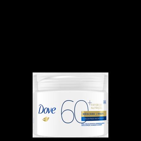 Mascarilla 1 minuto Dove Factor Nutrición 60 Concentrado reconstructor