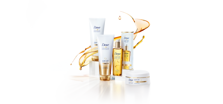 Dove Advanced Hair Series Pure Care Sublime Oil