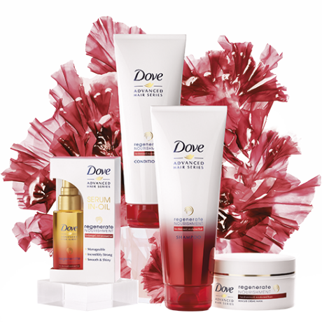 Dove Regenerate Nutrition