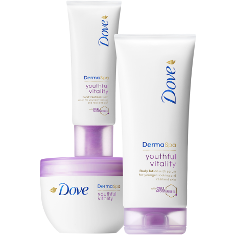 Dove DermaSpa Youthful Vitality