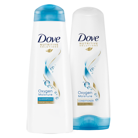 Dove Oxygen & Hydration