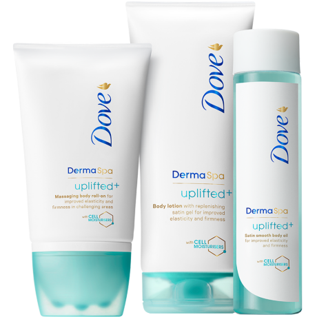 Dove Dermaspa Uplifted+