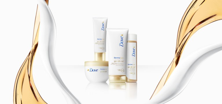 Dove DermaSpa Goodness³