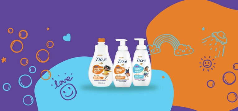 Dove Kids Care