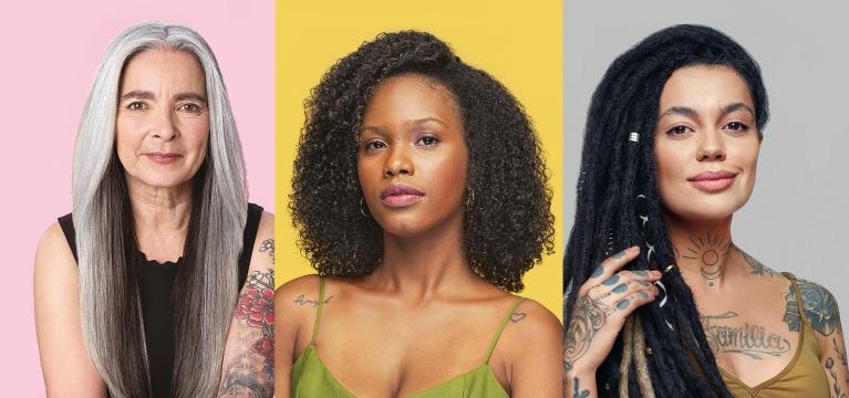Seu cabelo, sua escolha
