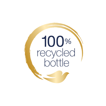 Dove 100% Recycled Bottle