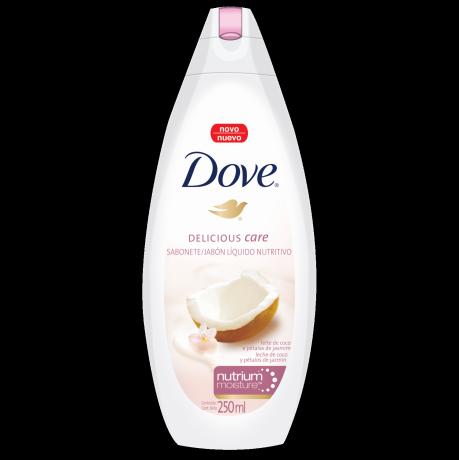 Jabón líquido para el cuerpo Dove Leche de Coco