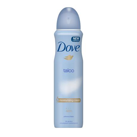 Deodorante Antitraspirante Dove Talco 150ml