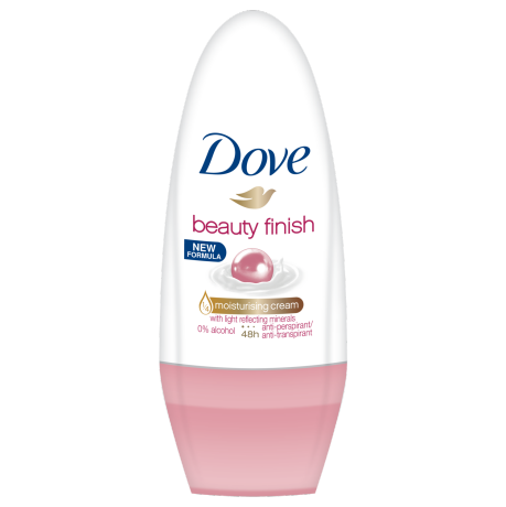 Deodorante Dove Beauty Finish Roll-on 50ml