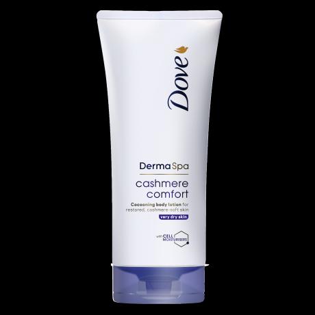 Dove DermaSpa Loção de Corpo Cashmere Comfort 200ml