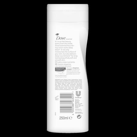 PNG - Dove_Body Milk Essential_250ML 6x_4000388563209_NL