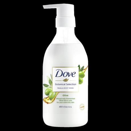 多芬日本植萃滋養沐浴乳 - 發酵橄欖油 500g