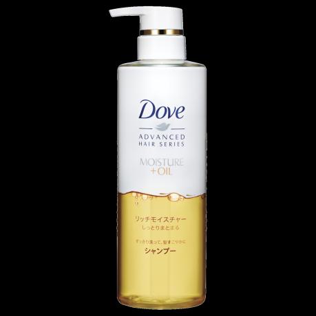 多芬 日本極致金潤養護 洗髮乳 480g