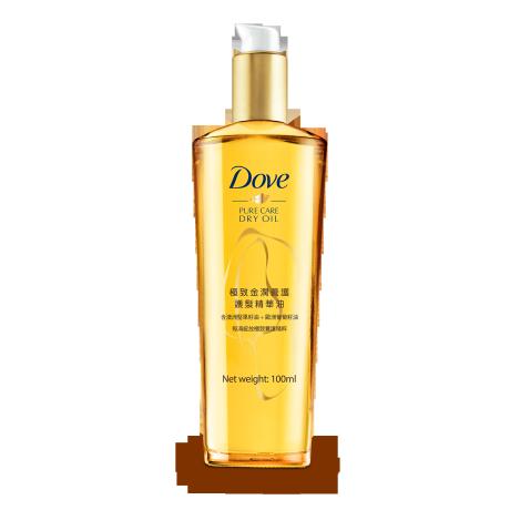 Dove Pure Care Dry Oil Essence 100ml