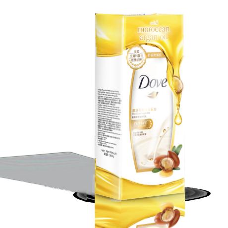 多芬養潤精華油沐浴乳-摩洛哥堅果油配方 360g