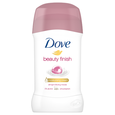 Dove Beauty Finish női izzadásgátló stift 40ml