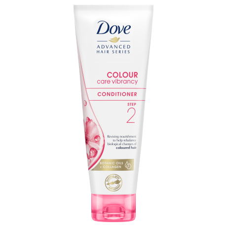Dove Colour Care Vibrancy hajbalzsam 250ml