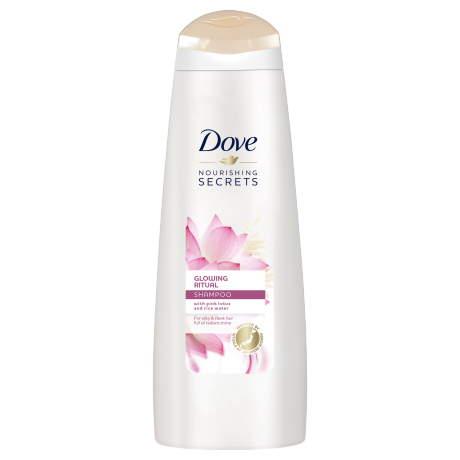 Dove Glowing Ritual sampon 250ml