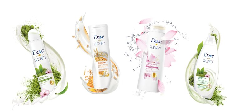 Dove Nourishing Secrets