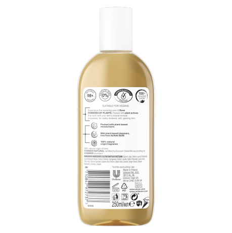 PNG - Dove SHAMPOO 250 ML