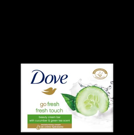 Dove Go Fresh Fresh Touch krémszappan uborka és zöld tea illattal 100g