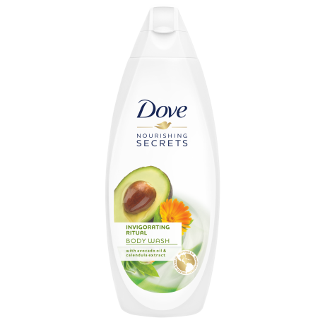 Dove Nourishing Secrets Invigorating Ritual krémtusfürdő 250ml