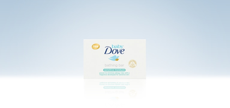 Baby Dove Sensitive Moisture