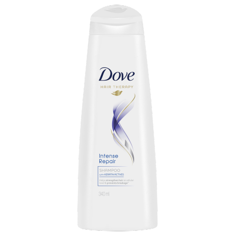 Dove Intense Repair Shampoo 340ml