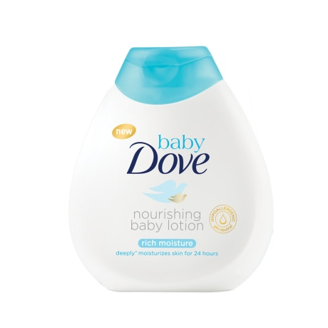 Baby Dove Rich Moisture Nourishing Baby Lotion 200ml