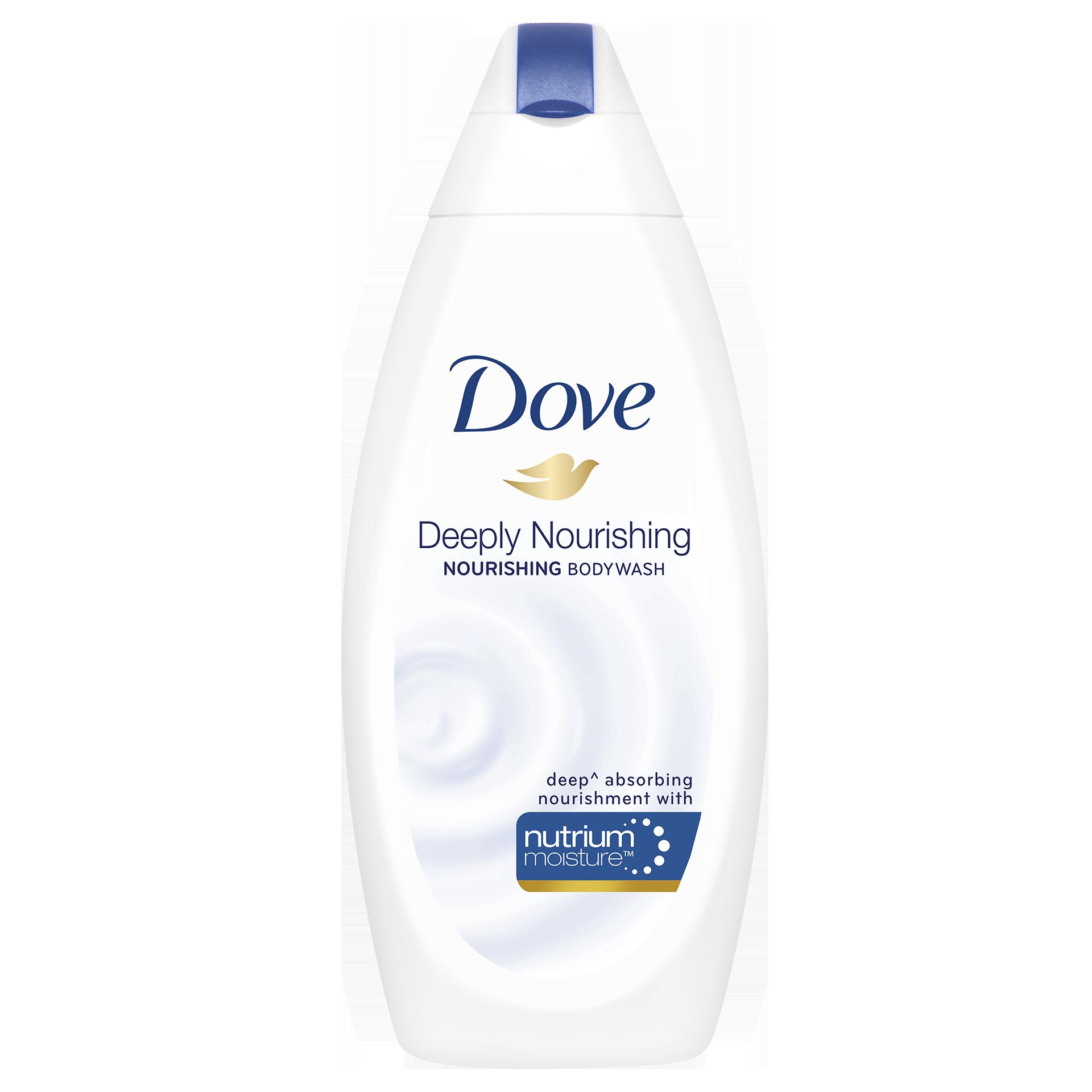 Dove Deeply Nourishing Body Wash Dove Body Wash