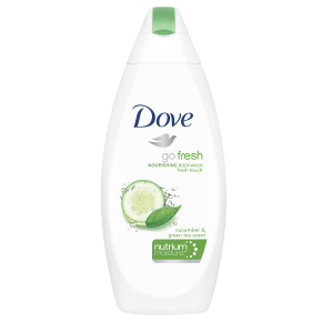 Dove go fresh Fresh Touch Body Wash 200ml