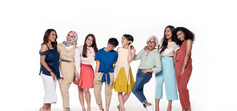 #IamRealBeauty – casting the diverse women of Malaysia for the next Dove campaign